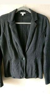 Nordstrom Caslon knit blazer